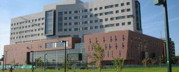 Здание клиники Ассута