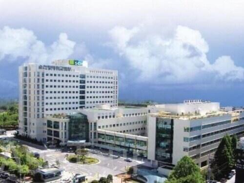 Госпиталь при Университете Сунчонхян в городе Пучон