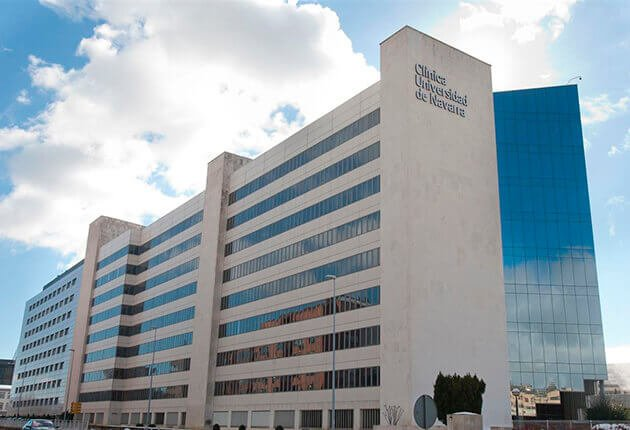 Клиника Наваррского университета