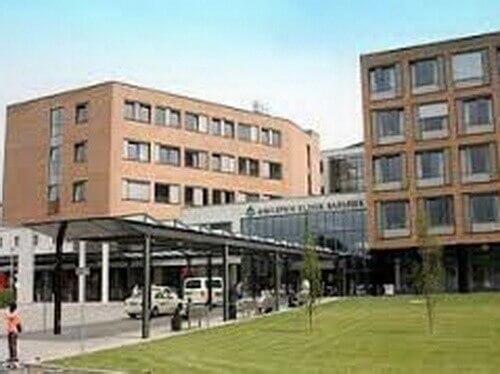 Академические клиники Университета Гамбург (Асклепиос)