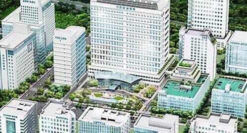 Больница Гиль Медицинского Университета Гачон