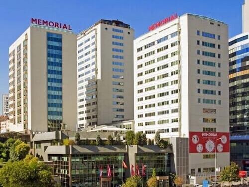 Сеть клиник Memorial