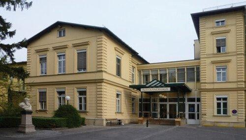 Клиника Рудольфинерхаус