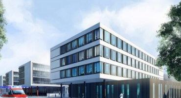 Университеская клиника Рехтс Дер Изар (Справа от Изара)