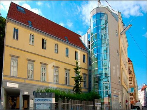 Клиника Конфрантернитет, Йозефштадт