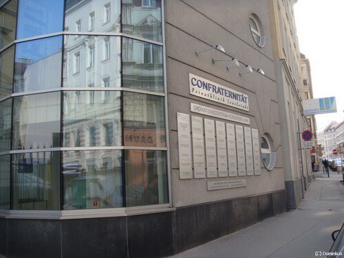 Клиника Конфрантернитет, Йозефштадт (Private clinic Сonfraternitat, Josefstadt)