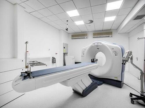 Центр протонной терапии в Праге