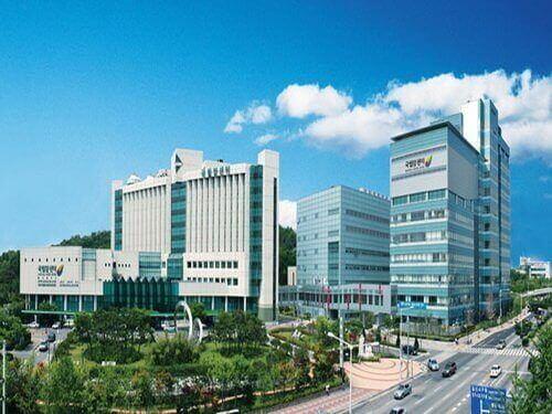 Национальный онкологический центр Южной Кореи