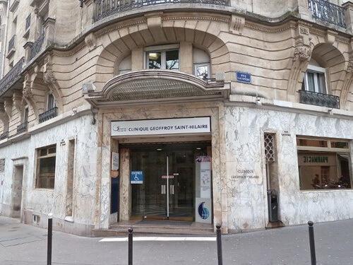 Клиника Жоффруа Сан-Илер