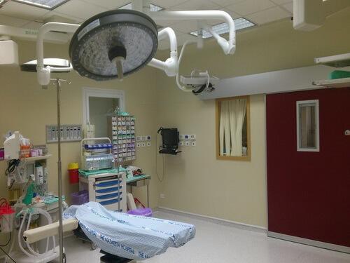 Английская больница в Назарете