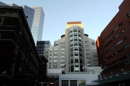 Общеклиническая больница штата Массачусетс