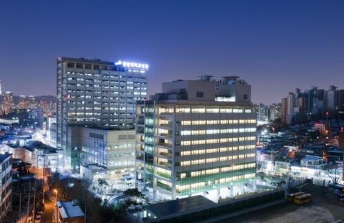 Клиника при университете Чунг-Анг