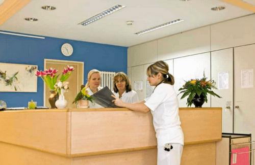 Университетская клиника Галле