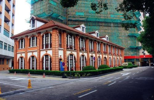 Госпиталь Рюиджин (Ruijin)