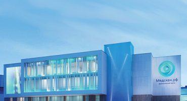 Сеть медицинских центров «Медскан»